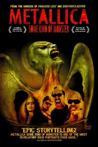 Cover Metallica - Some Kind Of Monster [DVD]